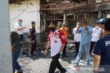 Warga Negara Afrika Selatan dan Portugal menjadi korban kebakaran lapas
