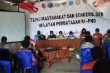 KKP ajak warga di perbatasan RI-Papua Nugini cegah hama penyakit ikan