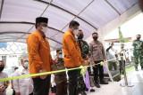 Bupati Lampung Tengah resmikan Pusat Komando Pengendalian COVID-19