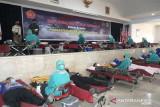 Lantamal VI Makassar targetkan 500 kantong darah untuk UTD Dinkes Sulsel
