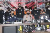 Polisi bongkar sindikat pencurian kaca spion mobil