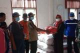 Dinsos Sulbar salurkan bantuan korban banjir di Desa Burana Mamasa
