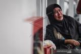 Keluarga Korban Kebakaran Lapas Di Bawa Ke RS Polri