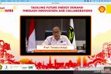 Pemerintah fokus bangun infrastruktur gas di Indonesia bagian timur