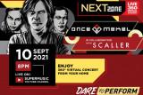 Once Mekel dan Scaller akan berkolaborasi pada 10 September