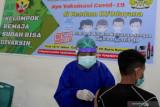 Pemkot Kupang masih fokus vaksinasi orang dewasa