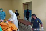 Jenazah korban kebakaran Lapas Tangerang telah tiba di RS Polri Kramat Jati