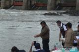 50 ribu benih ikan patin dilepas  di Sungai Komering