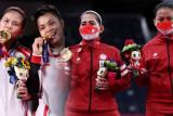 Torehan prestasi di olimpiade untuk Ibu Pertiwi iringi peringatan Haornas