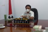 Bupati Sangihe meminta OPD teknis cari solusi transportasi BBM ke pulau