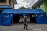 Ketersediaan tempat tidur pasien COVID-19 di Anutapura Palu menurun