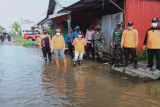 Sejumlah desa di Barito Selatan mulai terendam banjir