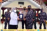 Bupati dukung pembangunan Pangkalan TNI AL Tipe D di Kobar