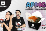 Raffi Ahmad dan Nagita Slavina hadirkan menu Ayam Pop Mamah Gigi