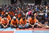 Doa Bersama Untuk Korban Kebakaran Lapas Tangerang