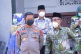 Kapolda tinjau vaksinasi Merdeka di Universitas Islam Negeri Lampung