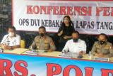 DVI Mabes Polri berhasil identifikasi satu korban kebakaran Lapas Tangerang