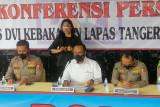 Tim DVI kumpulkan 31 sampel DNA dari keluarga korban kebakaran Lapas Tangerang