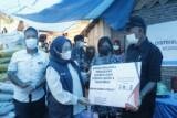 Bupati Mamuju salurkan bantuan usaha dari UNDP untuk warga desa
