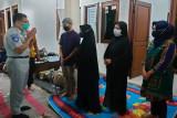 Kecelakaan di tanjakan Sigarbencah, Jasa Raharja langsung berikan santunan