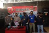 Polres Jayawijaya tangkap empat pelaku pencurian dengan kekerasan
