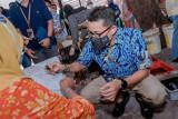 Menparekraf optimitiss kolaborasi dengan PNM Mekar Cirebon dorong ekonomi