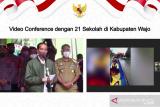 Presiden Jokowi apresiasi tim vaksinator gunakan perahu untuk tembus banjir