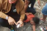 Diduga pelaku ini, TOH ditangkap jajaran Polsek Kinali Polres Pasaman Barat