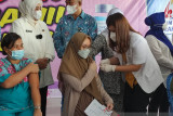 Ibu hamil di Kota Batam mulai jalani vaksinasi COVID-19