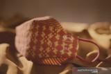 Didiet Maulana luncurkan masker motif kuliner nusantara