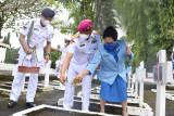Lantamal VIII gelar berbagai kegiatan sambut HUT ke-76 TNI AL