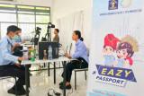 Imigrasi Makassar beri pelayanan