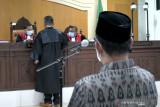 Mantan Kadistanbun NTB mengajukan sidang ditunda karena eksepsi belum siap