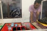 Polisi tangkap terduga pengedar sabu pegang uang puluhan juta