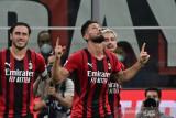 Olivier Giroud berkontribusi bagus untuk AC Milan