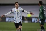 Tiga gol Lionel Messi membantu Argentina tekuk Bolivia 3-0