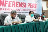 Ditetapkan Presiden RI, ini status baru disandang Universitas Andalas Padang
