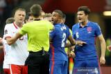 Polandia sebut cekcok antarpemain dalam laga lawan Inggris bukan karena isu rasial