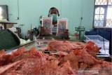 Usaha dendeng sotong  Tanjungpinang terpuruk didera pandemi