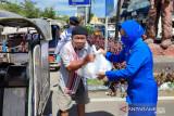 Lantamal VI  gelar vaksinasi untuk masyarakat maritim Makassar