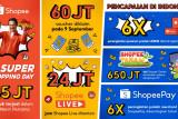 Shopee 9.9 Super Shopping Day mampu tingkatkan pesanan UMKM naik enam kali lipat