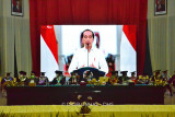 Jokowi tetapkan PP tentang Disiplin PNS