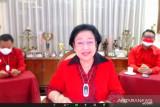 Megawati kabarkan dirinya sehat walafiat