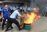 Lapas-Rutan kelas 1 Makassar siapkan penanganan khusus antisipasi kebakaran