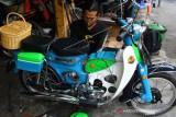 Modifikasi Sepeda Motor Listrik