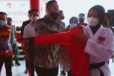 Wabup Lamsel lepas atlet asal daerahnya ikuti PON Ke XX di Papua