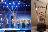 Fairid Naparin raih penghargaan Indonesia Visionary Leader