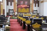 Rancangan Perubahan APBD 2021, Wakil Bupati Pringsewu jawab pandangan umum fraksi-fraksi DPRD