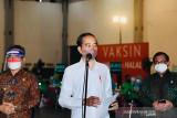Jokowi : Perlu siapkan transisi dari pandemi ke endemi