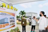 Presiden Jokowi lakukan kunjungan kerja ke Jawa Tengah